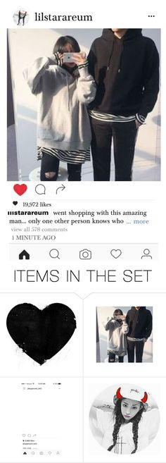 """""""[Instagram Post] ~Areum"""" by anon-roleplay ❤ liked on Polyvore featuring art"""