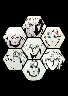 Naruto Faces