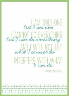 Ovarian Cancer Awareness ~ I AM ONLY ONE ...