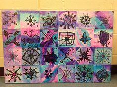 5th grade art auction. 2013