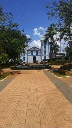 Igreja Matriz do Divino Pai Eterno em Trindade-GO