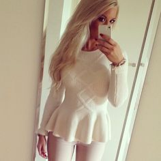 Love this outfit for Winter<3<3