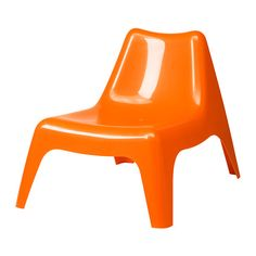 Easy chair IKEA The plastic is both UV stabilised and fade resistant... A great option if unexpected friends drop by