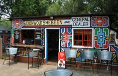 South Africa's hottest secret speak-easy, #SaxonwoldShebeen, revealed