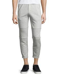 Dryden Heathered Sweatpants, Men's, Size: XX-LARGE, Light Heather - Theory