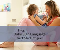 Are you ready to start signing with your baby - but not sure how to start? This quick start program gives you all the tools you need to start signing with your baby TODAY! It's quick, easy and fun :) http://marciepaige.com/five-starter-signs/