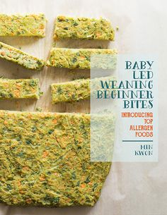 This is the ultimate baby led weaning e-cookbook for beginners! When it comes to introducing babies to potential food allergens, the research is clear – Don't wait! Not only will the book will go deeper into the basis behind this recommendation, but it also has recipes to introduce these food allergens, from the most common ones to the less common.