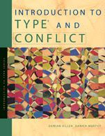 Introduction to Type® and Conflict - Includes comprehensive summaries of how the 16 types contribute positively to conflict situations, what they need from others, what their blind spots are, how others perceive them, how they look under stress, what generates conflict for them, and areas for development. #MBTI #myerbriggs