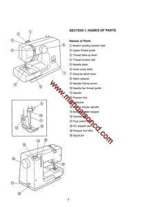 singer 237 service and repair manual download. 35 pages of ... wiring diagram 1971 honda 750 four