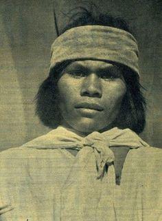 TARAHUMARA MAN