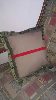 Pillow to match the chair p.u.