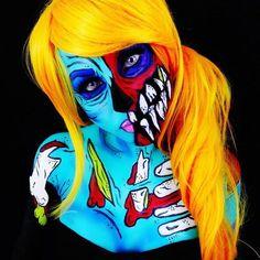 Zombie love, wow!! TwistinBangs