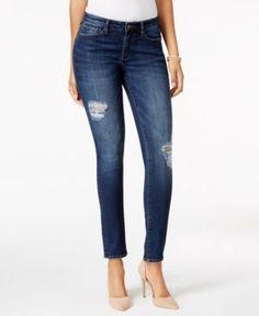 Buffalo David Bitton Hope Havoc Wash Skinny Jeans - Blue 29