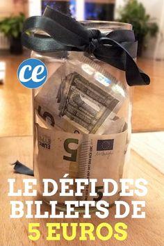Pour 2018, Relevez le Défi des Billets de 5 Euros.