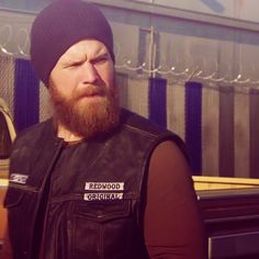 Opie | SOA | Ryan Hurst sons of anarchy