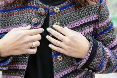 Dana Rebecca + Ellie Jay rings