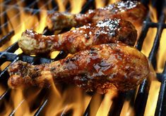 No sugar BBQ sauce. Bariatric BBQ Tips. How to navigate sau ce, slaw and dessert! Grilled Chicken Drumsticks, Glazed Chicken, Grilled Chicken Recipes, Garlic Chicken, Bbq Chicken, Chicken Tikka, Bariatric Eating, Bariatric Recipes, Bariatric Surgery