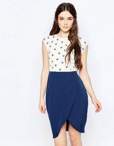 Sugarhill+Boutique+Heart+Print+Tulip+Skirt+Dress