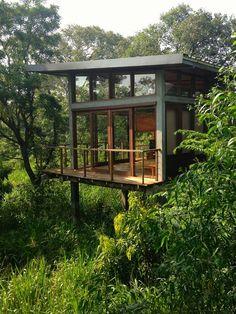 Tiny Platform Home