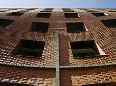 Fórum Ecumênico HafenCity,Cortesia de Wandel Hoefer + Lorch