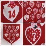 Pottey Barn Inspired Valentine Countdown