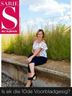 Melanie Van Tonder - SARIE Voorbladgesig : SARIE Voorbladgesig