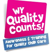 WY Quality Counts supports professional development and training of EC teachers in Wyoming. They have scholarships to encourage teachers to pursue degrees in ECE.