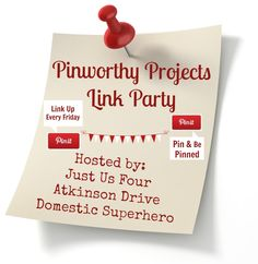 Pinworthy Projects Link Party #11