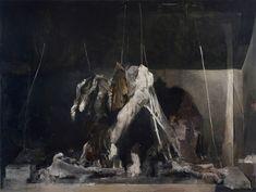 2014, oil on linen, 300 x 400 cm