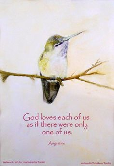 Where to put a lovely painting of hummingbird, something we see all summer at camp, but also great words to be reminded of! Faith Quotes, Me Quotes, Quiet Quotes, Quotable Quotes, Great Quotes, Quotes To Live By, Worship The Lord, Inspirational Verses, Spiritual Messages