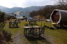 Faeryland tea room in Grasmere, Cumbria.