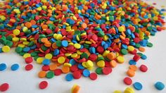 Buy sprinkles - only $2.85 for 3 oz. Rainbow Confetti Sprinkles!