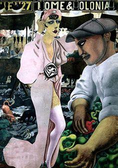 PINTORES Y PINTURAS - JUAN CARLOS BOVERI: EDWARD BURRA