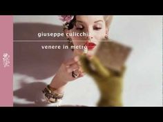 """Prime righe - Giuseppe Culicchia, """"Venere in metró"""""""