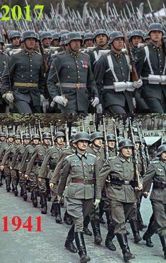 Army Humor, Military Humor, German Soldiers Ww2, German Army, Military Women, Military History, History Jokes, Germany Ww2, German Uniforms