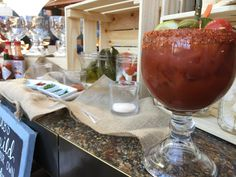 Come join us for our Build Your Own Bloody Mary Bar in OC Brewhouse every weekend from 11:00am-2:00pm #HROC