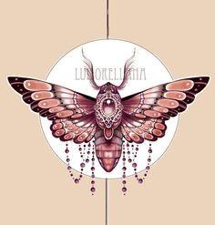 ... Moth Design ...