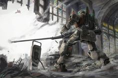 Gundam Digital Art Works Part 2 - Gundam Kits Collection News and Reviews