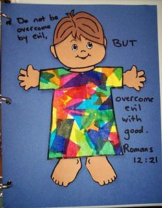 Christian craft projects for kids: ideas for Sunday school, vacation bible school, CCD classes and home school. Prayer and bible projects. #hebrewlessonsforkids
