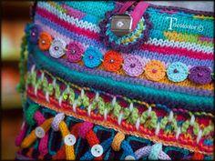 "Tricotcolor: Bag ""Chiquita"""