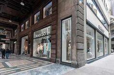 Mango: il Negozio di Milano è il più grande d'Europa Mango negozio Milano