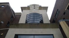 Atlantic Court, Detail of this much ignored postmodern building in Kings Rd., London | 1991