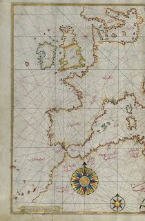 Piri Reis'in Haritaları (Galeri) | Tarihi Keşfet ! Tarih Dergisi