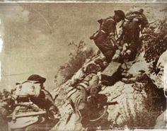 Les polonais à Cassino en 1944