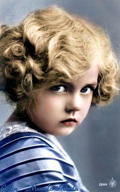 1920s little girl hair
