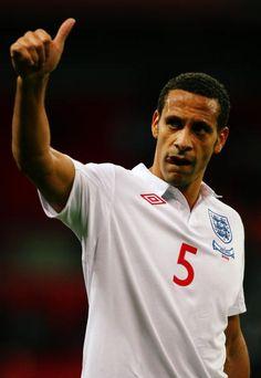 Rio #Ferdinand #England
