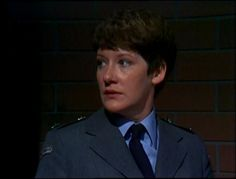 """Prison Officer """"Manson"""" - Played by the actress Anne Phelan who later went on to play the role of the inmate Myra Desmond"""
