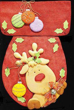 Pin by Peggi Lennard on Felting Christmas Decorations Sewing, Felt Christmas Ornaments, Christmas Sewing, Christmas Diy, Merry Christmas, Xmas, Holiday Decor, 242, Felt Diy