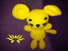 El ratoncito amarillo!!