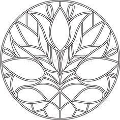 Resultado de imagen para mandalas para mosaicos